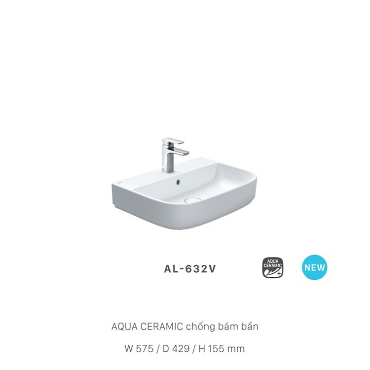 chau lavabo inax AL-632V