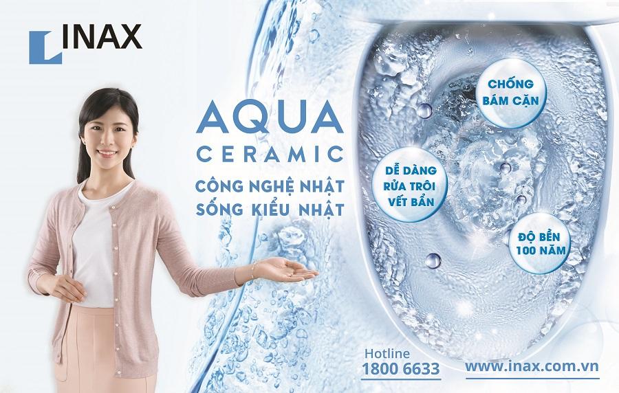 chau lavabo inax al536v