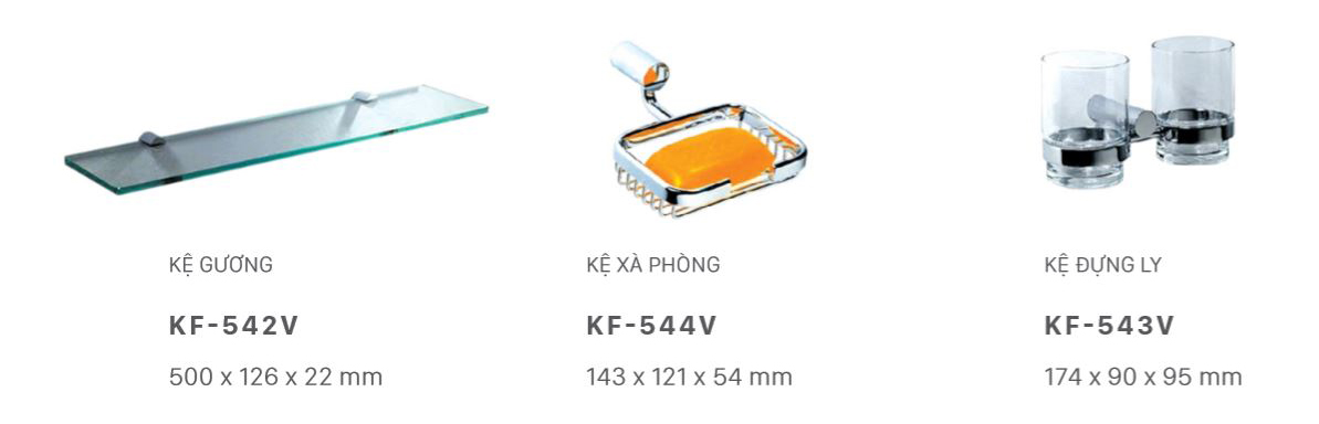 ke guong inax kf-542v
