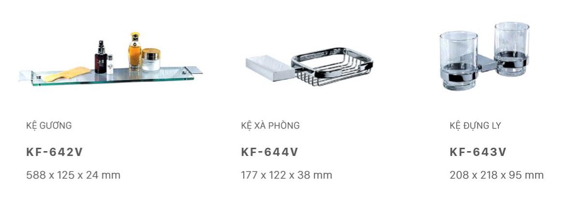 ke guong inax kf-642v