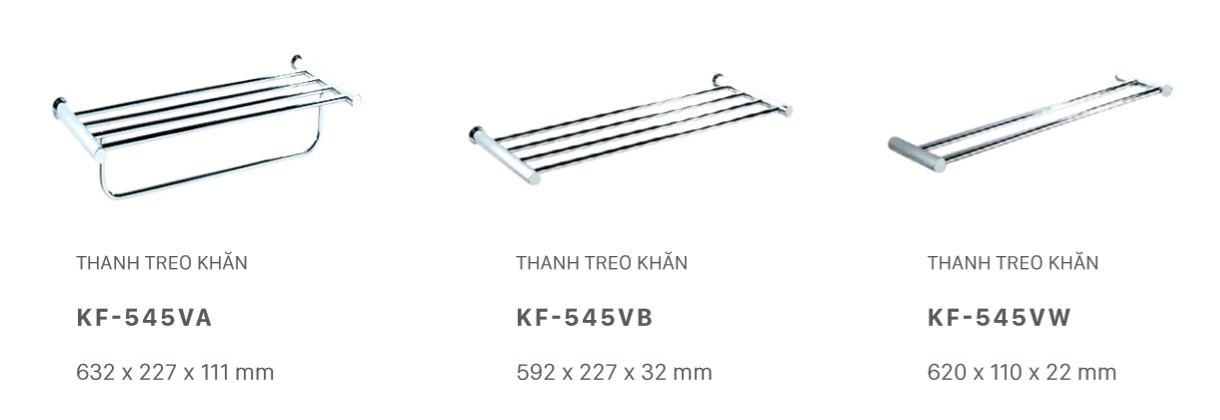 thanh treo khan inax kf-545va