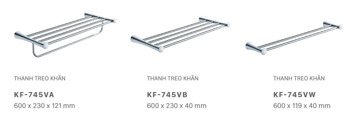 mang khan inax kf-745va