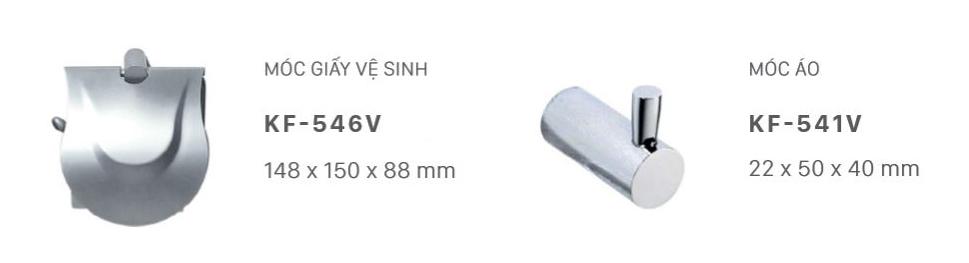 moc giay ve sinh inax kf-546v