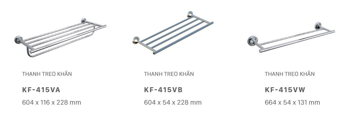 thanh treo khan inax kf-415va