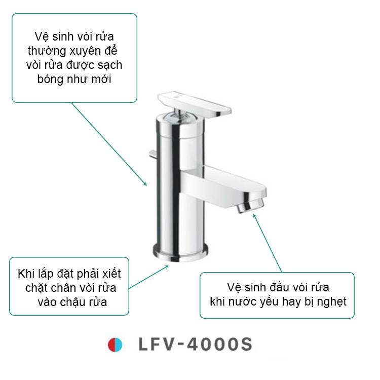 voi lavabo inax lfv-4000s